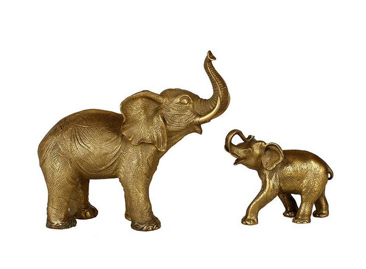 铜雕大象损坏的原因有哪些,如何修复损坏的铜雕大象?