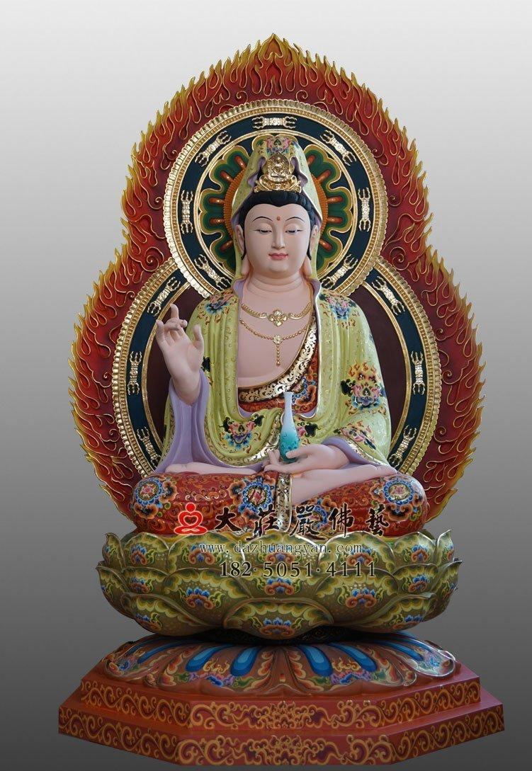在甘肃要去朝拜观世音菩萨该到哪座寺庙?甘肃哪几个寺庙有供奉脱胎观世音菩萨?