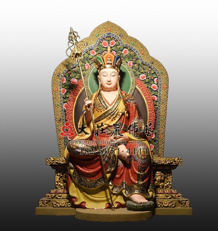 地藏王菩薩脫胎佛像