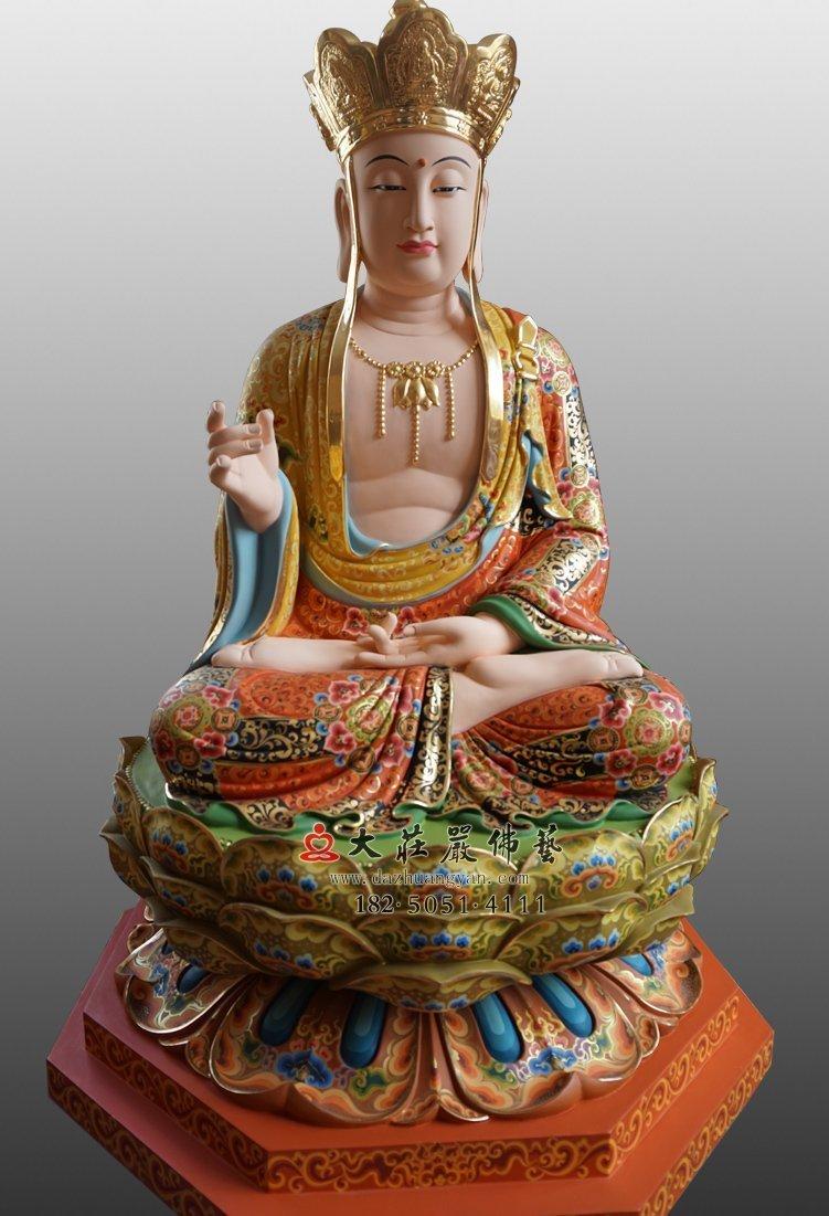 地藏菩薩脫胎佛像
