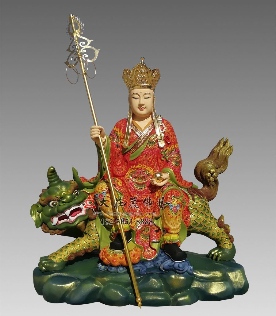 脫胎地藏菩薩像