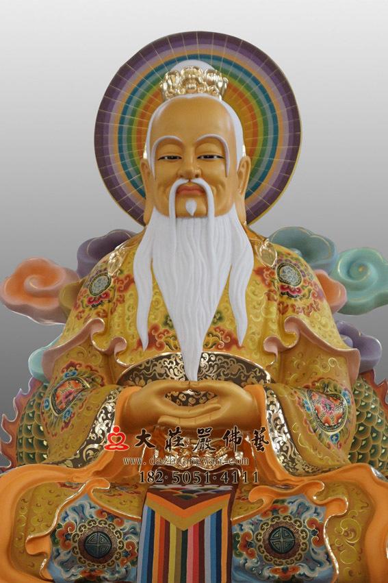 北宋末年统治阶级狂热地宣扬道教,大造宫、观。