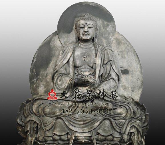 释迦牟尼佛脱胎佛像 过去七佛 释迦牟尼佛