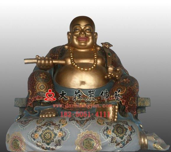 弥勒佛 未来佛 八大菩萨弥勒菩萨 弥勒佛脱胎佛像